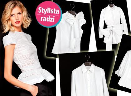 Porady stylisty: biała koszula nie jedno ma imię