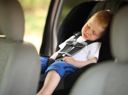 Poradź sobie z chorobą lokomocyjną u dziecka