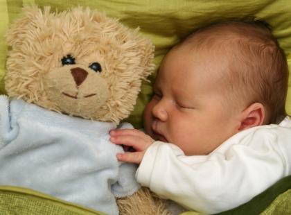Pory snu niemowląt