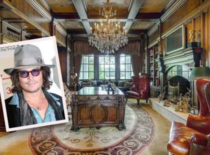 Posiadłość Johnny'ego Deppa