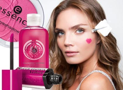 Postaw na kolor! Kosmetyki w kolorze fuksji na wiosnę 2014
