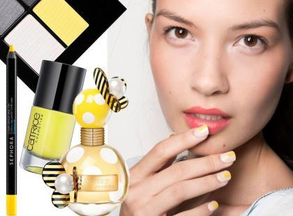 Postaw na kolor! Słoneczne kosmetyki na lato 2014