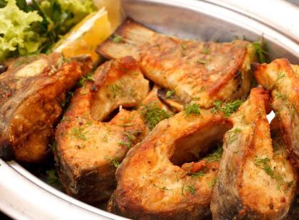 Postne dania z ryb