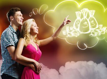 Poszukuję bogatego partnera, czyli czy miłość zależy od pieniędzy?