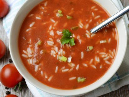 Potrawy ze świeżych pomidorów