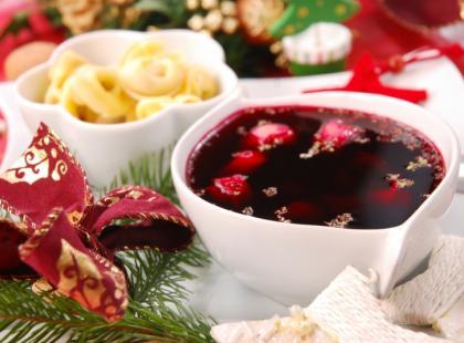 Szczególnie w czasie świąt Bożego Narodzenia musimy zachować zdrowy rozsądek i umiar w jedzeniu