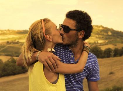 """Powieść o tym, że """"Miłość jest jak toskański deser""""!"""