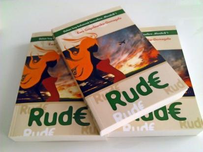 """Powieść """"Rude"""" - niekobieca literatura dla kobiet"""