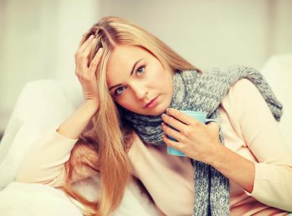 Powikłania przeziębienia i grypy – na co uważać?