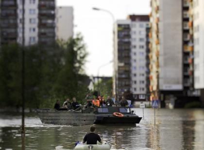 Powódź – jak się ratować?