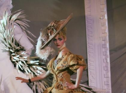 Powrót damy w wydaniu Diora
