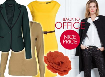 Powrót do biura z nową kolekcją Top Secret