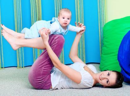 Powrót do formy sprzed ciąży