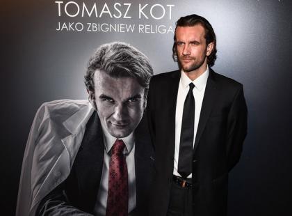 """Powstaje nowy film reżysera """"Bogów"""". Czy to będzie kolejna genialna rola Tomasza Kota?"""