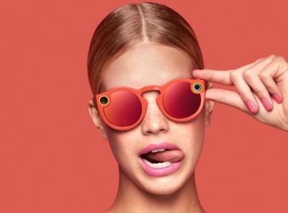 Powstał nowy gadżet Snapchata do kręcenia filmów: okulary Spectacles!