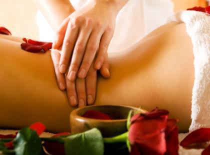 Pozbądź się stresu za pomocą masażu