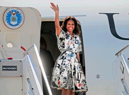 Pożegnania nadszedł czas. Czego inne pierwsze damy powinny się nauczyć od Michelle Obamy?