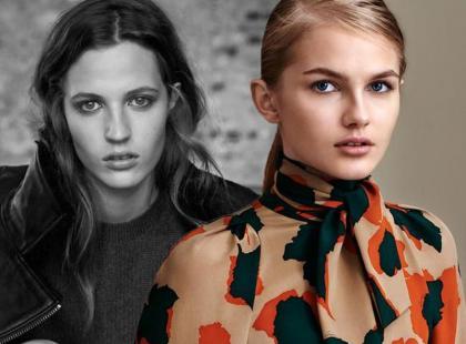 Poznaj 2 polskie modelki, które za chwilę sięgną szczytu