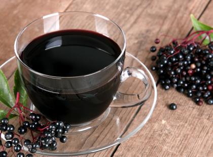 Poznaj 5 cudownych właściwości czarnego bzu!