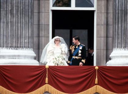 Poznaj 5 nieoczywistych faktów o ślubie Księżnej Diany
