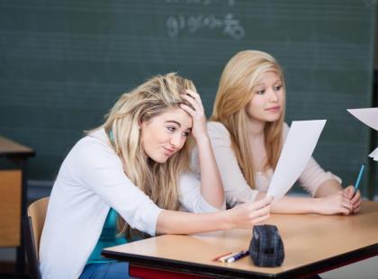 Poznaj 5 przyczyn złych ocen z matematyki!