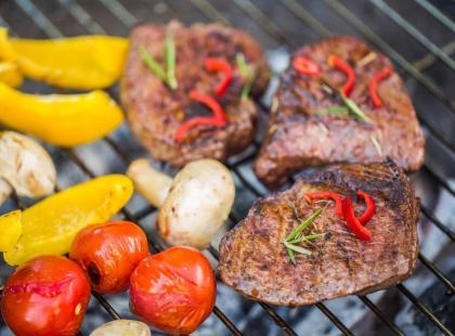 Poznaj 5 zasad naprawdę zdrowego grillowania!