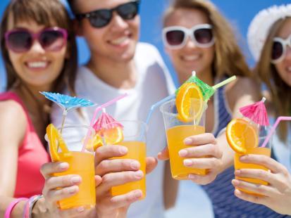 Poznaj 6 najlepszych propozycji napojów na upały!
