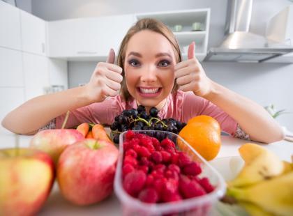 Poznaj 6 odmian diety wegetariańskiej!