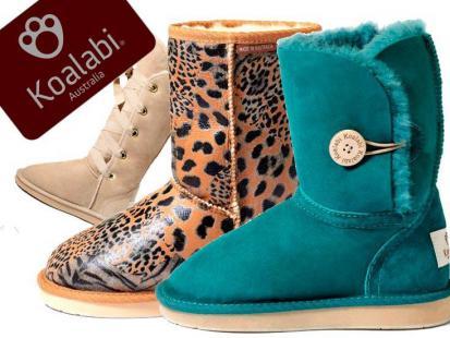 Poznaj buty Koalabi