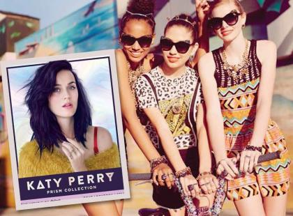 Poznaj Claire's - PRISM Collection od Katy Perry