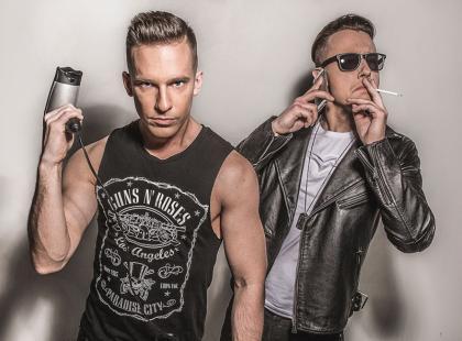 Poznaj Glassesboys! To oni nagrywają z Pitbullem, Snoop Doggiem i innymi gwiazdami