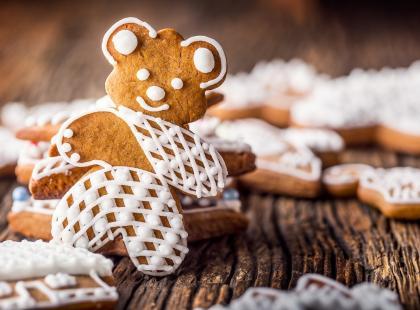 Poznaj najlepszy przepis na lukrowane pierniki świąteczne!