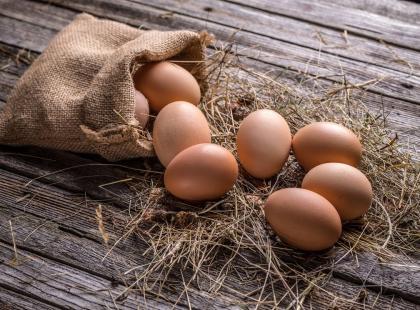 Poznaj niezwykłe właściwości jajek!