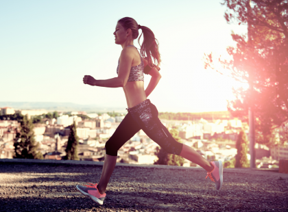 Poznaj prawdę! Ile kalorii spalasz w czasie biegania?