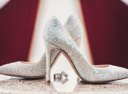 Poznaj trendy w obuwiu ślubnym na 2015 rok!