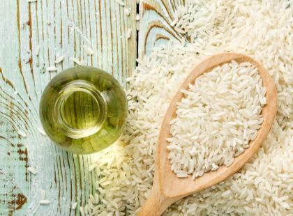 Poznaj zastosowania oleju ryżowego!