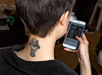 Poznaj znaczenie 5 najpopularniejszych tatuaży!