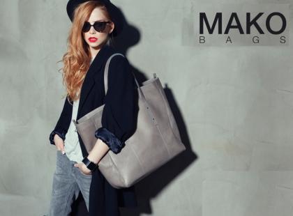 Poznajcie Mako Bags - torebki z dumą kreowane w Polsce
