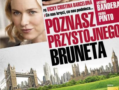 """""""Poznasz przystojnego bruneta"""" na DVD"""
