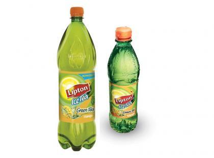 Pozytywne orzeźwienie nowego Lipton Ice Tea Green Mango!