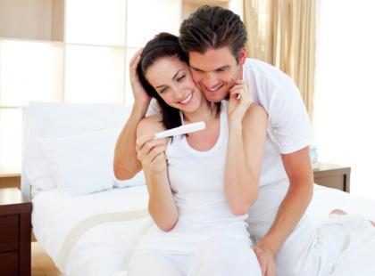 Pozytywny test ciążowy, czyli witamy w gronie przyszłych mam