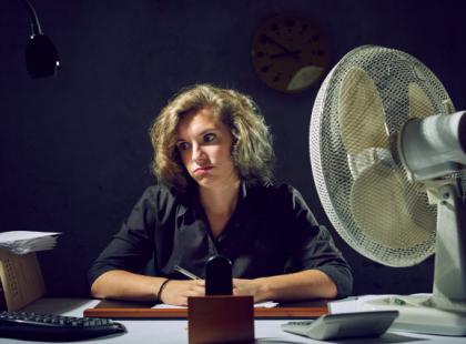 Praca w gorące dni - prawa pracownika
