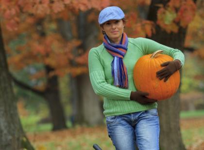 Prace ogrodnicze na listopad