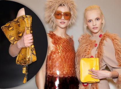 Prada 2011/2012 - ubrania jak z wybiegu
