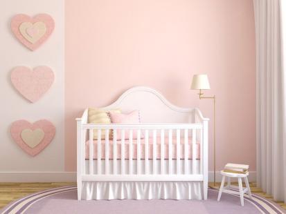 Prawdy i mity o kolorach w pokoju dziecka