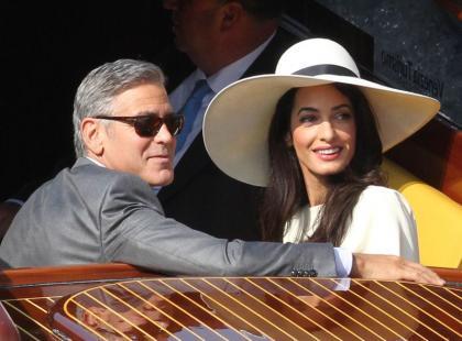 Prawdziwa rewolucja w małżeństwie Amal i George'a Clooneyów