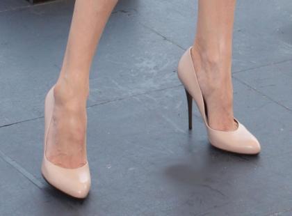 Prawie boso, czyli buty nude