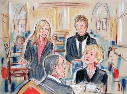 Prawnicy gwiazd