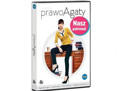 Prawo Agaty na DVD
