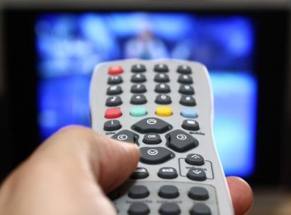 Precz z telewizorem?